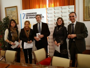 Presentación 7º Congreso Internacional de Molinologia. Zamora - marzo 2010