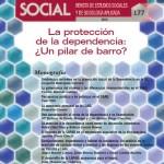 Portada de la revista Documentación Social, número 177, sobre dependencia