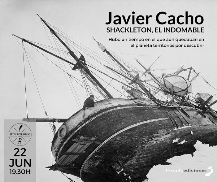 Shackleton, el indomable.