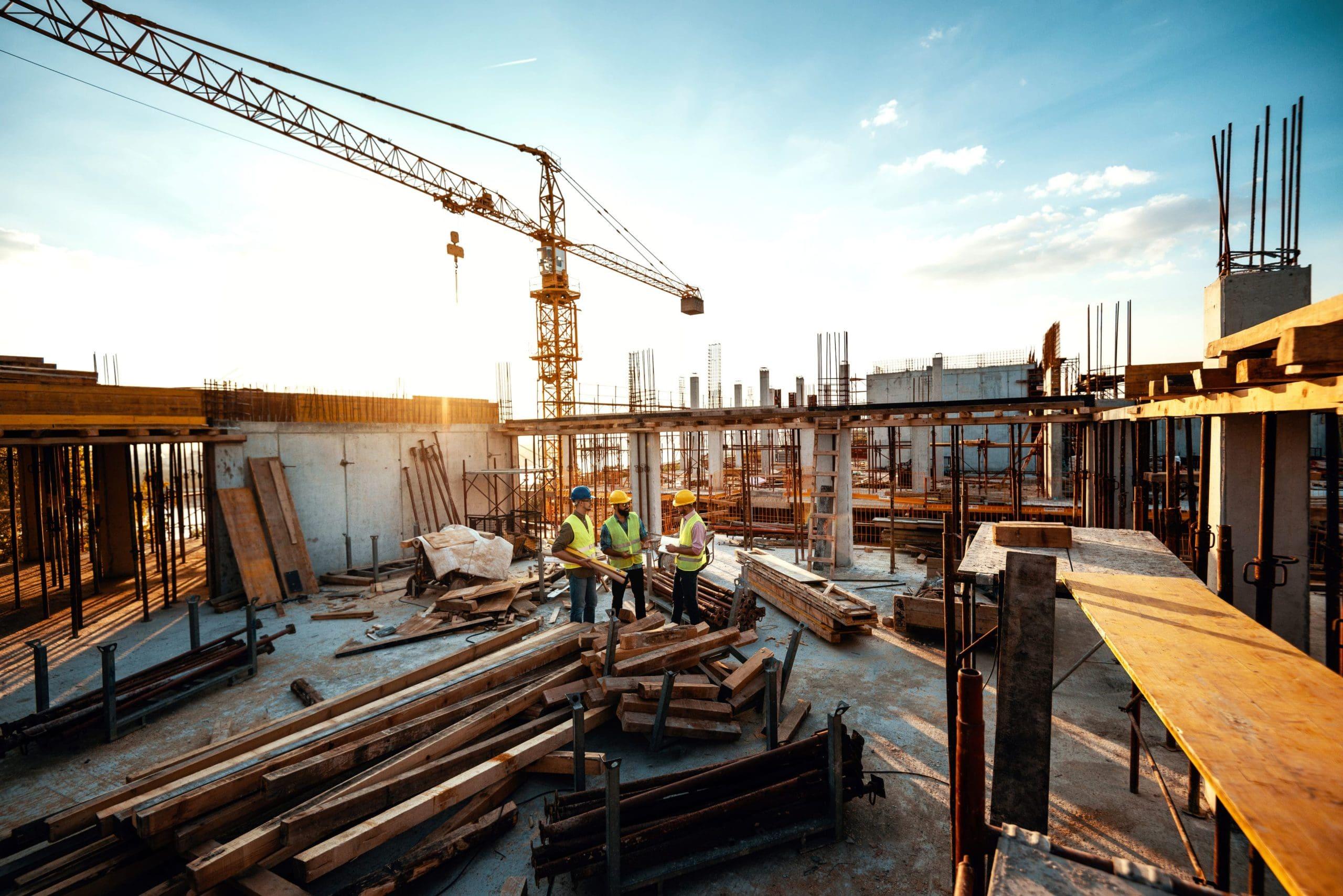 Materiales más económicos y eficientes para la construcción