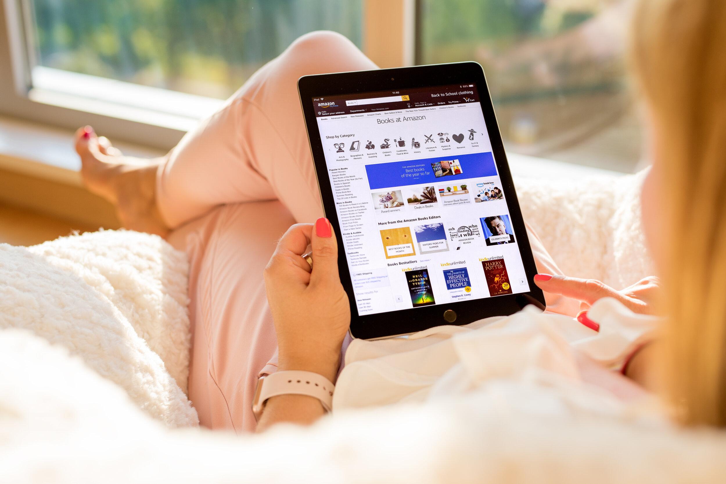 Mejores páginas para publicar tu libro electrónico