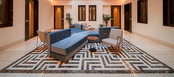 muebles personalizados de hotel