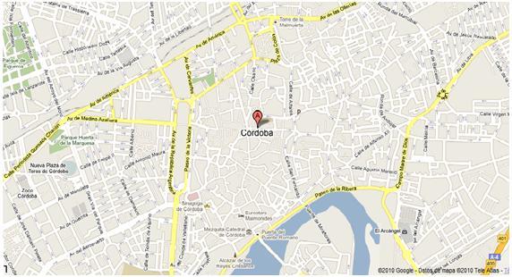 Mapa Callejero De Cordoba.Callejero Blog De Anahh