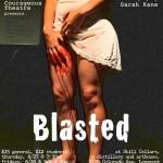 Blasted Sarah Kane 2