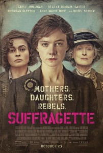 Sufragistas Poster Film
