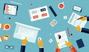 bigstock-Business-Meeting-Flat-Illustra-62780707-870x562