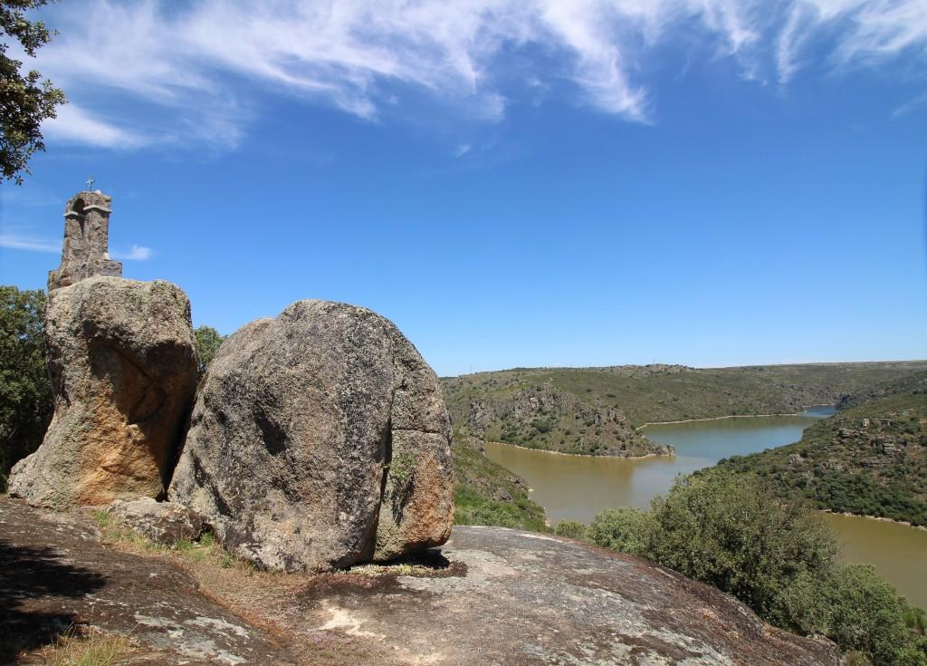 Desembocadura del río Esla en el río Duero (Zamora)