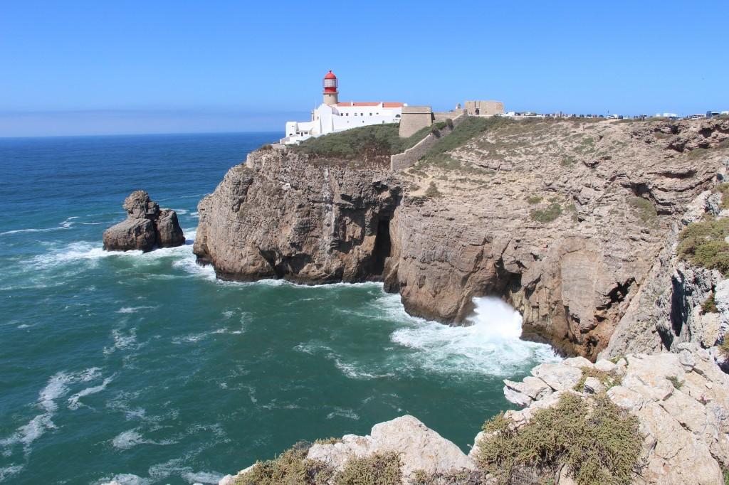 Geolog a en im genes web de bego a fern ndez - Cabo san vicente portugal ...
