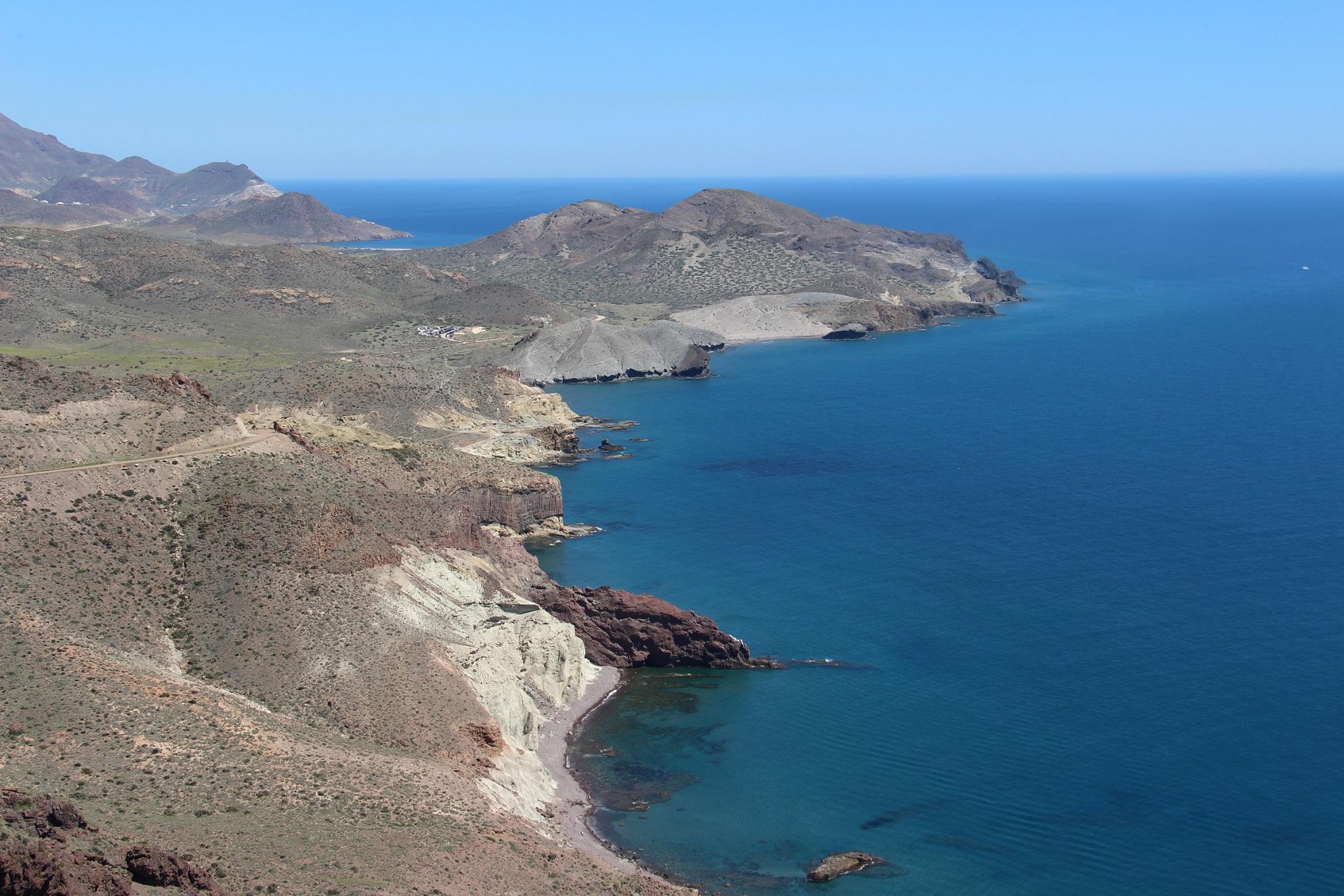 Costa del Parque Natural de Cabo de Gata - Níjar (Almeria)