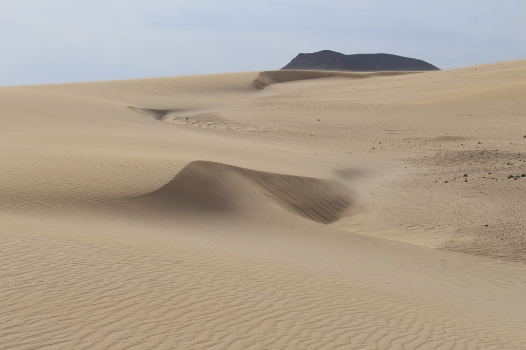 Dunas de Corralejo (Fuerteventura)