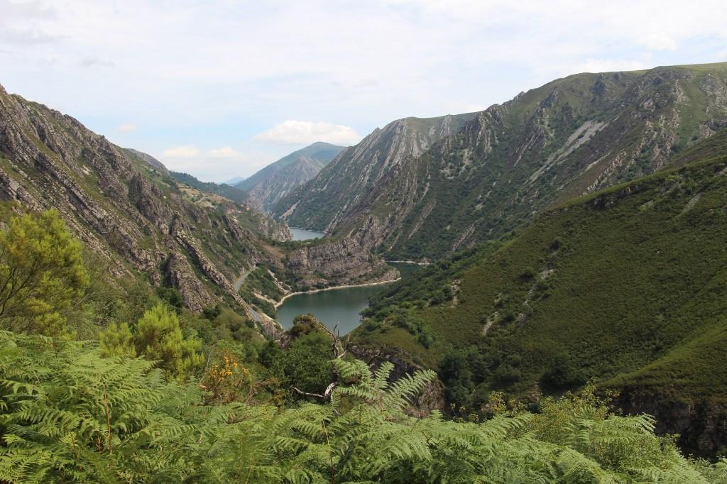 Sinclinal de la Barca (Asturias)