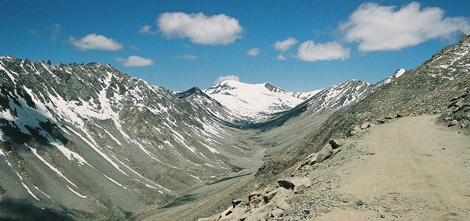 Valle Glaciar Leh valley (Ladakh)