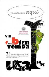 Feria de bienvenida_2014