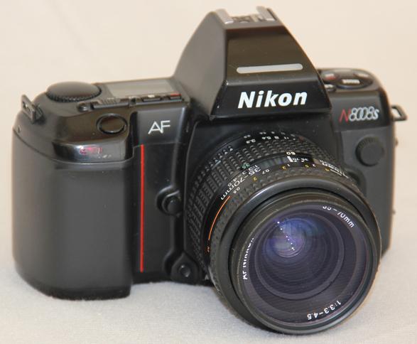 nikon n 8008 s 1991 blog de borja jord n de urr es rh diarium usal es Lenses Nikon 8008 nikon n8008s manual