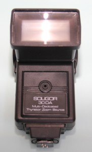 Flash Soligor 30 DA
