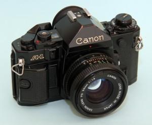 Canon A1 A