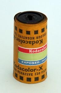 Kodacolor-X 120