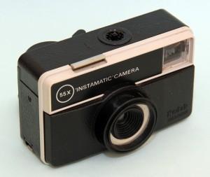 Kodak Instamatic 55X