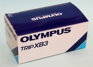 Olympus Trip XB3 Caja