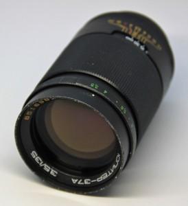 Objetivo Jupiter 37A 135mm