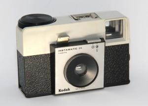 Kodak Instamatic 25 UK