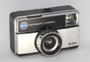 Kodak Instamatic 255X UK