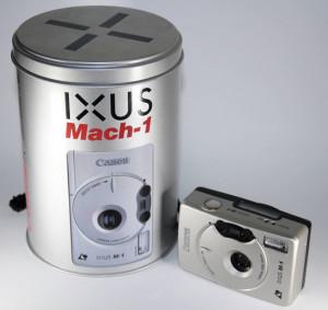 Canon IXUS Mach 1 bl