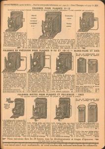 Catálogo Manufrance 1931 pag 321