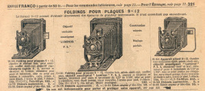 Catálogo Manufrance 1931 pag 321 detalle