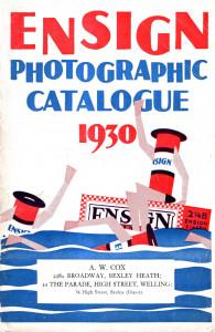 Ensing Catalogo de 1930