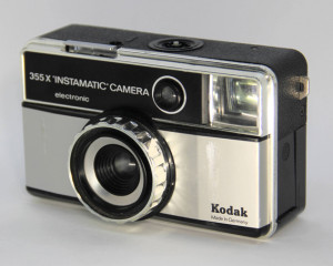 Kodak Instamatic 355X