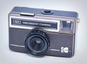 Kodak Instamatic 76X 1