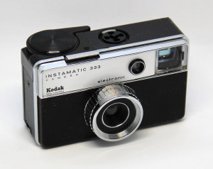 Kodak Instamatic 333 electronic 1