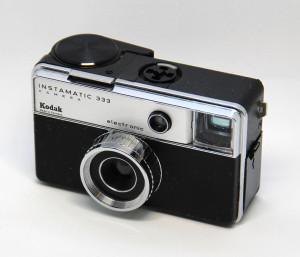 Kodak Instamatic 333 electronic 2