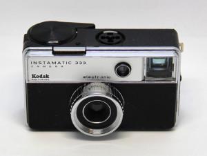 Kodak Instamatic 333 electronic 3