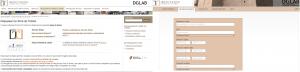 Página Búsqueda ANTT y Búsqueda mediante DIGITARQ
