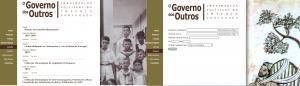 """Página de """"Consulta"""" y de """"Pesquisa"""" (O Governo dos Outros)"""