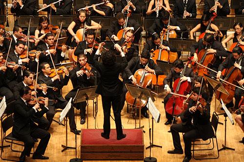 Orquesta Sinfónica De Las Artes Musicales Ballet Sinfónico