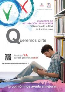 Encuesta Bibliotecas