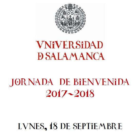 Bienvenida 2017
