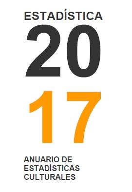 El Ministerio de Educación, Cultura y Deporte ha publicado elAnuario de estadísticas culturales 2017, fuente de información que reúne datos procedentes de diferentes recursos, encuestas y estadísticas, en torno a ámbitos relacionados con la cultura, incluyendo libro, archivos y bibliotecas.