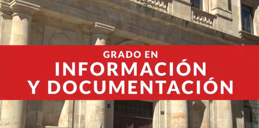 ¿Por qué estudiar el Grado en Información y Documentación y por qué hacerlo en Salamanca? 5 razones para estudiar el Grado en Información y Documentación y 5 razones más para hacerlo en la Universidad de Salamanca.
