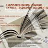 Seminario Hispano-Italiano Biblioteconomía y Documentación 2020