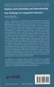 Empires, Post-Coloniality (contraportada)
