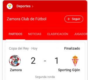 Zamora Sporting