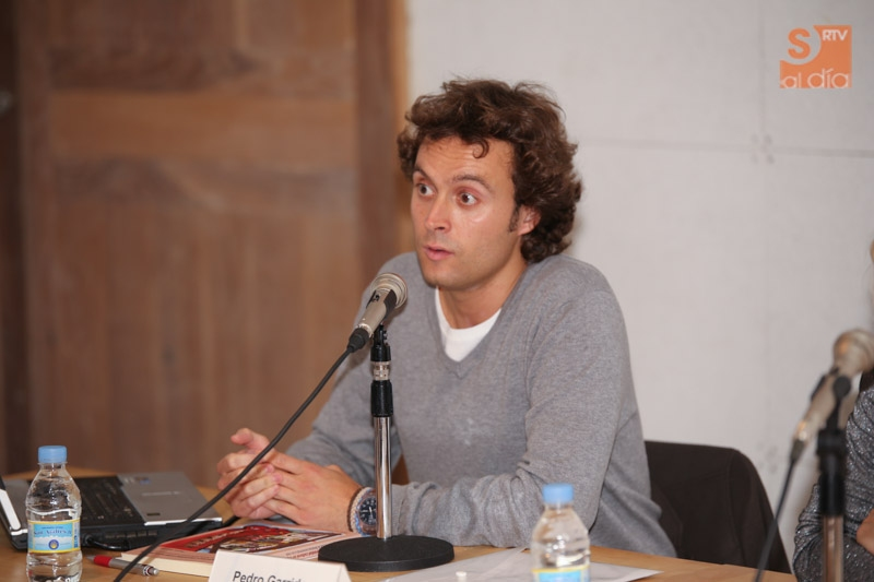 presentación Pedro