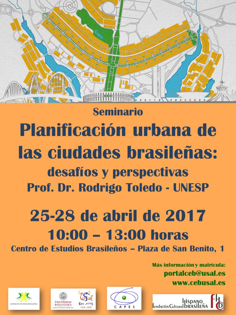 Cartel urbanismo