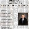 Cartel Homenaje a M.A. Rodilla