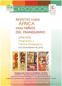 Revistas-Africa-franquistas