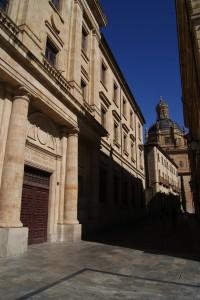 Edificio de la Facultad de Traducción y Documentación